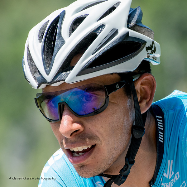 Focused. Stage 2, BrighamCity-SnowBasin,  2017 LHM Tour of Utah (Photo by Dave Richards, daverphoto.com)