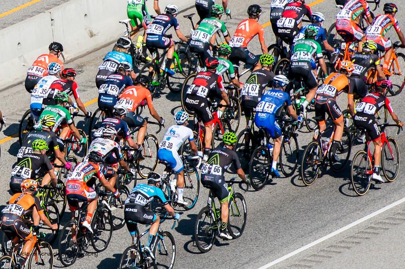 Color Clash. Stage 2, BrighamCity-SnowBasin,  2017 LHM Tour of Utah (Photo by Dave Richards, daverphoto.com)