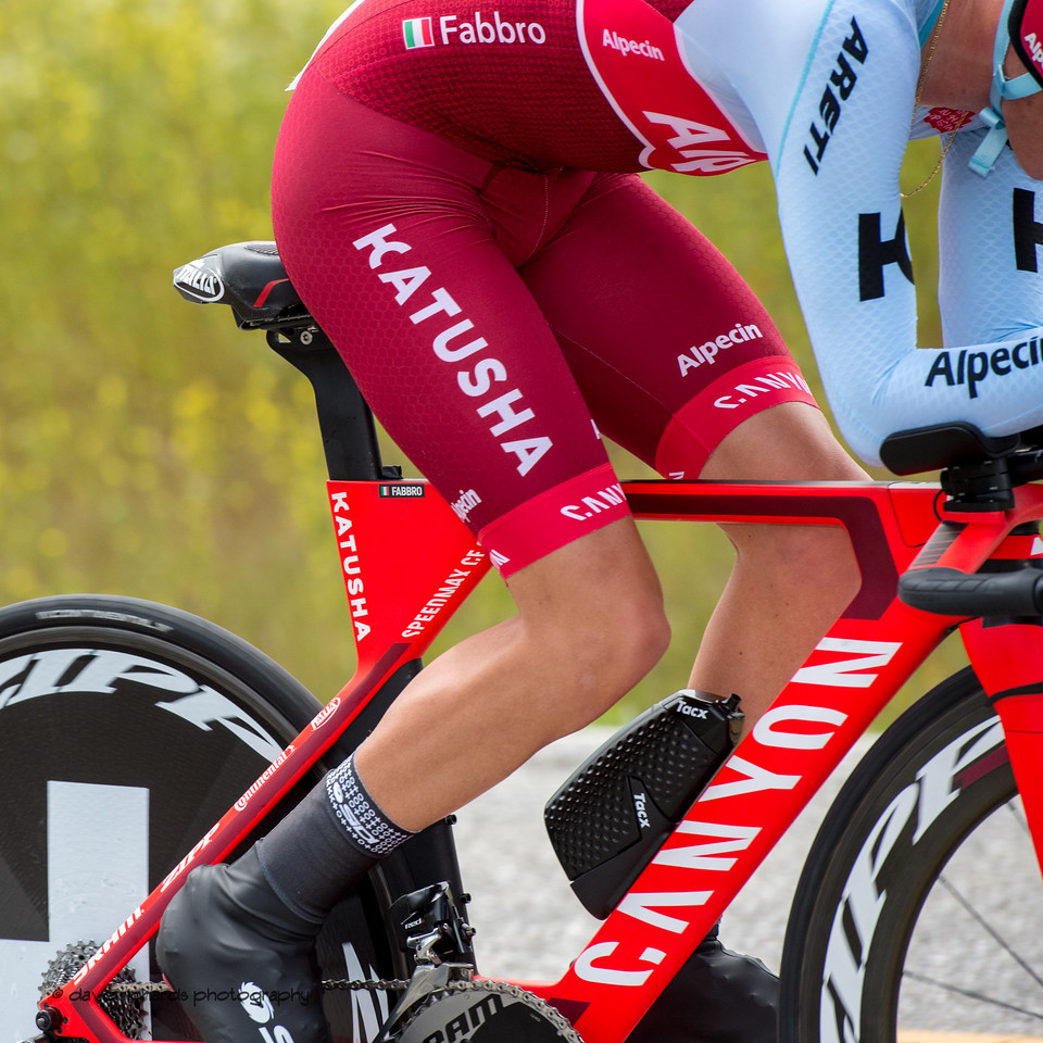 Red. Men's Stage Four, Individual Time Trial, Morgan Hill, 2018 Amgen Tour of California cycling race (Photo by Dave Richards, daverphoto.com)