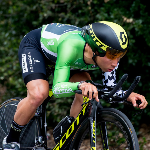 Focus 2 Men's Stage Four, Individual Time Trial, Morgan Hill, 2018 Amgen Tour of California cycling race (Photo by Dave Richards, daverphoto.com)