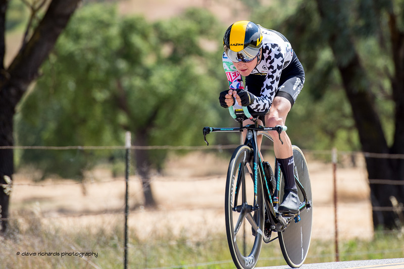 Narrow & aero. Men's Stage Four, Individual Time Trial, Morgan Hill, 2018 Amgen Tour of California cycling race (Photo by Dave Richards, daverphoto.com)