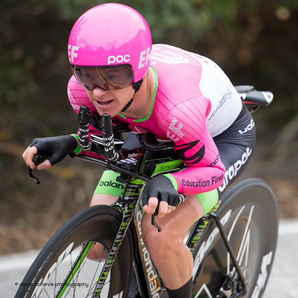 Focus. Men's Stage Four, Individual Time Trial, Morgan Hill, 2018 Amgen Tour of California cycling race (Photo by Dave Richards, daverphoto.com)