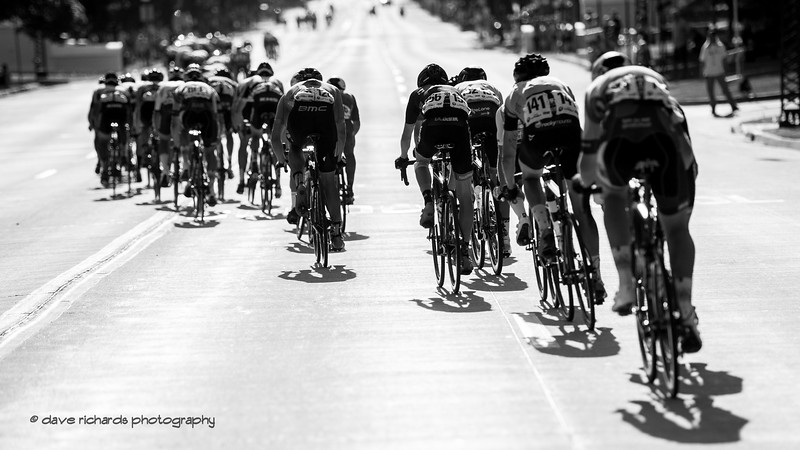 Riders & Shadows. Stage 4 - Salt Lake City Circuit Race, 2019 LHM Tour of Utah (Photo by Dave Richards, daverphoto.com)