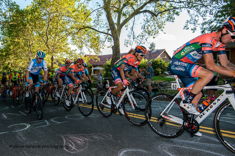 The strain of the State Street climb  shows on the riders faces. Stage 4 - Salt Lake City Circuit Race, 2019 LHM Tour of Utah (Photo by Dave Richards, daverphoto.com)