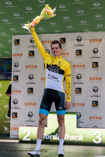 Ben Hermans (Israel Cycling Academy) overall 2019 LHM Tour of Utah winner. Stage 6, 2019 LHM Tour of Utah (Photo by Dave Richards, daverphoto.com)