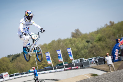 UCI BMX Supercross World Cup Papendal 2016