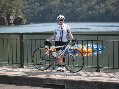 Margaret Cycling Bobbin Head - 28 Week Pregnant