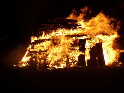 Bonfire 2007