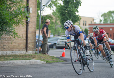 Elite Women Crit