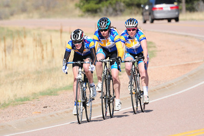 Air Force Academy race TTT