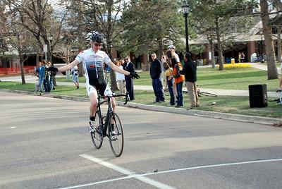 Colorado College Criterium - Matt Shriver Solos in for the Win in the Pro Men 1/2 Race