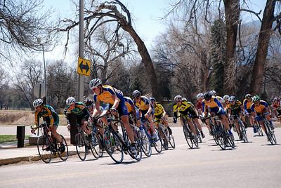 Colorado College Criterium Collegiate Men A
