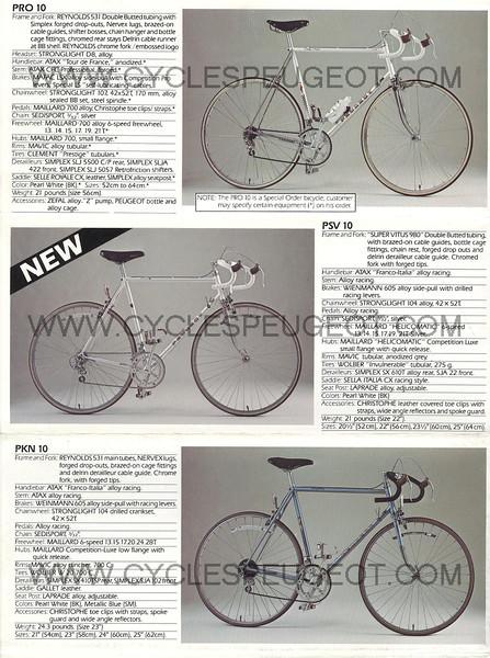 1982 Peugeot PKN10