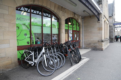 Stirling Active Travel Hub
