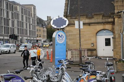 nextbike Stirling