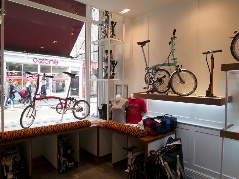 Brompton Bike Store