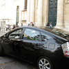 Paris 'Green' Taxi