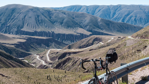 Cycling NW Argentina