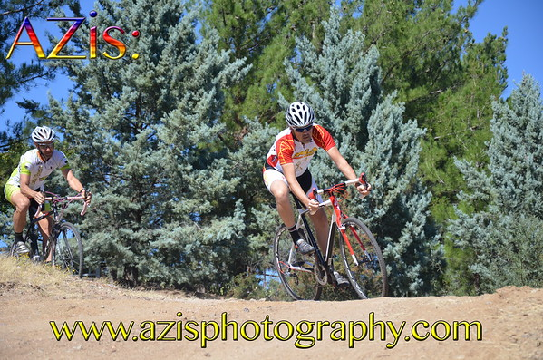 Cycle A-Cross the Globe 10-13-12 Cat 3-4 Race