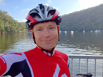 On the Berowra Waters Ferry - The Three Gorges Ride (March 2013)