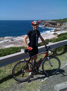 David and the Venge at Cape Solander, Jan 7 2012