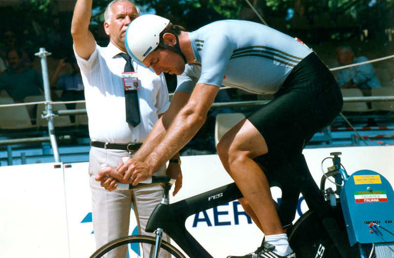 World Track Cycling Championships, Lyon 1989