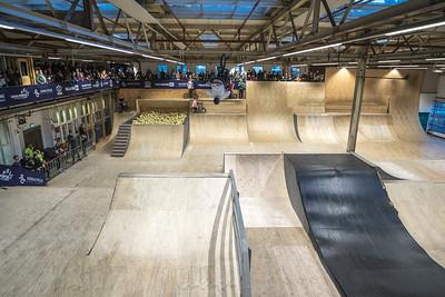 NK BMX Freestyle Eindhoven