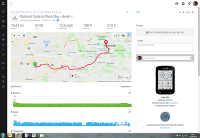 Longer version of National Cycle to Work Day 15th August 2018