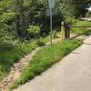 Brookside Gate Left Side