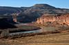 Colorado River from Interpretive Trail