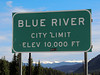 Blue River, Wider than a Smile