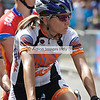 Sarah Fredrickson, one of many Speedway Wheelmen racing @IndyCrit