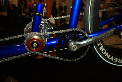 da Vinci Designs independent gearing for tandem