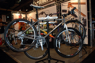 Vicious Cycles 650B Mountain Bike