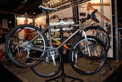 Vicious Cycles 650B Mountain Bike