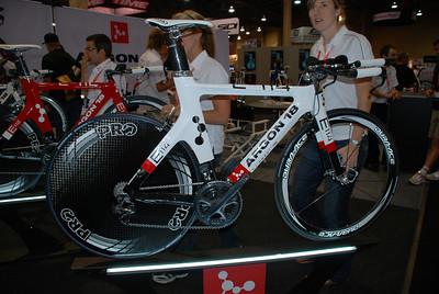 Argon 18 E114 Time Trial Bike