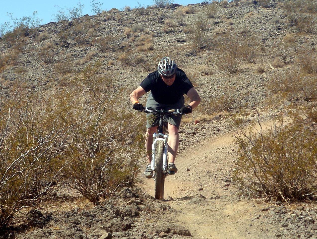Jon Severson, Peak Region Cyclist