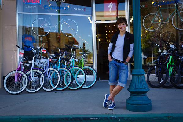 Julie Young - Roseville Cyclery