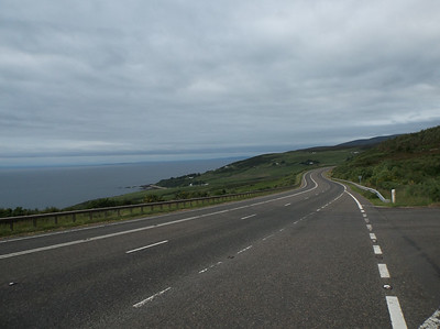 Day 13 Helmsdale to John O'Groats