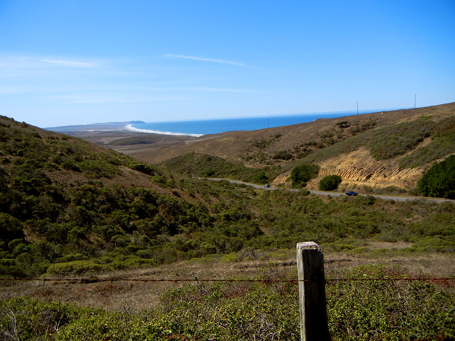 Nicasio to Pierce Point Ranch
