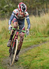 The Ladies and Juniors race at the Cyclocross meeting at Mugdock Country Park on 23 October 2011.