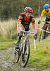 The Veterans race at the Cyclocross meeting at Mugdock Country Park on 23 October 2011.