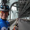 Climbed up the Verrazzano-Narrows Bridge