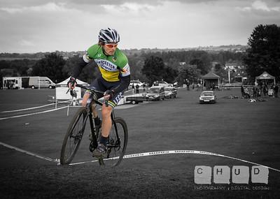 Notts & Derbys Cyclo-Cross League 17/10/2015