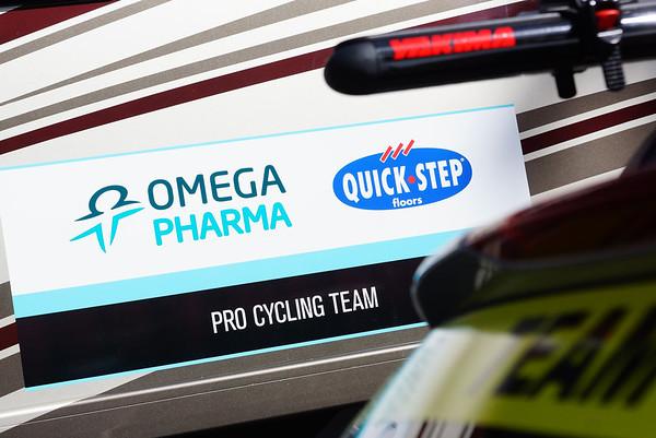 Omega Pharma - Quickstep @ Kinetics
