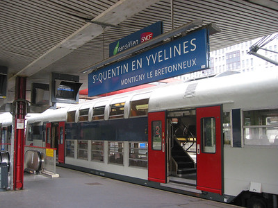 The RER Train