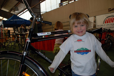 C with World Bicycle Relief Bike