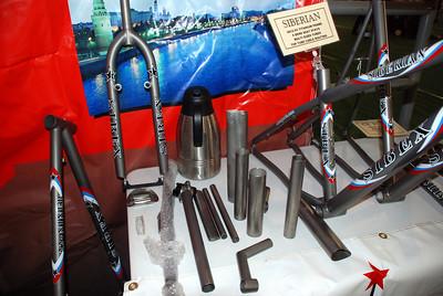 Sibex Titanium Tubing
