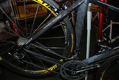Time Bike - Rear Triangle