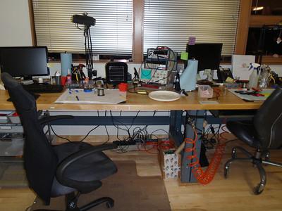 SRM Work Area